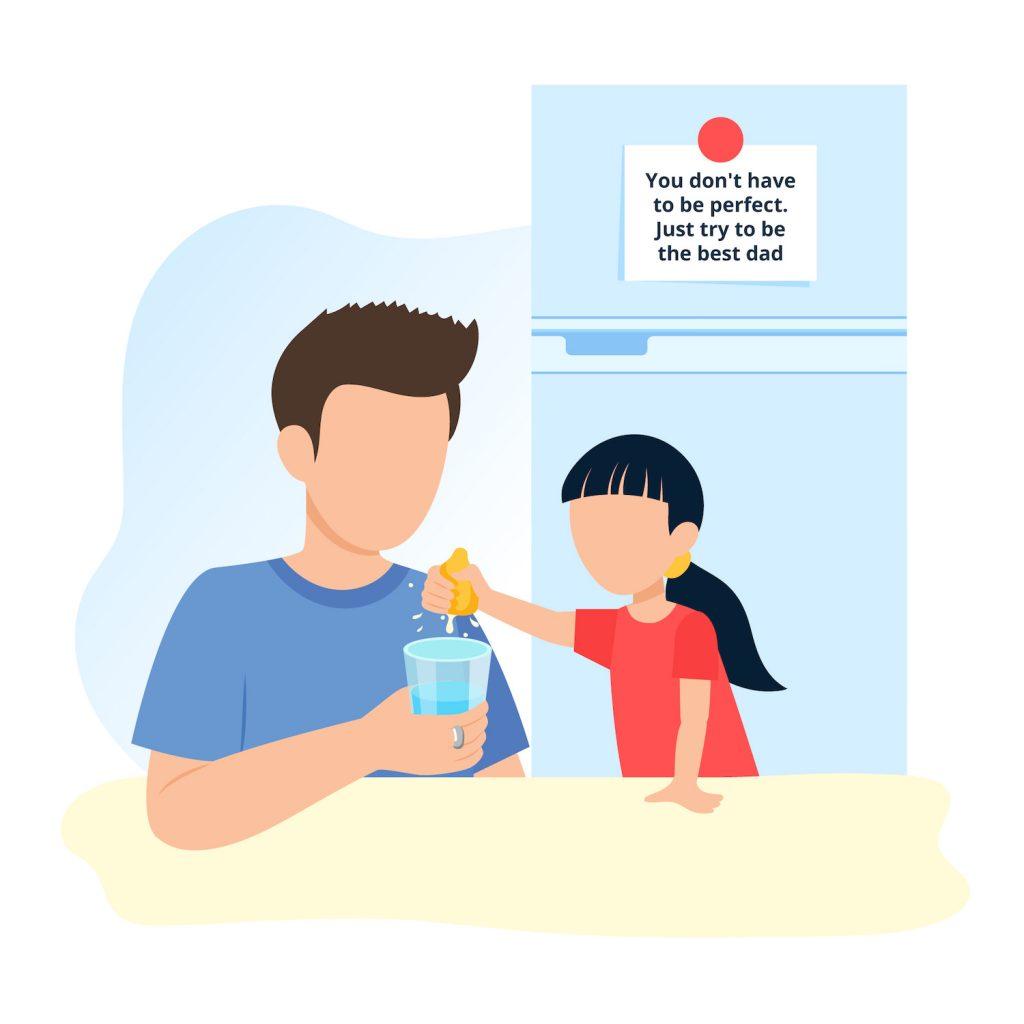 Dadpreneur_Habits_LemonWater